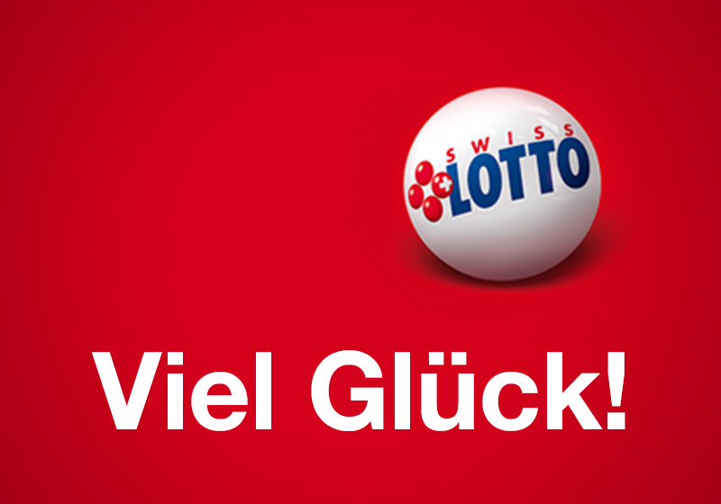 Swiss Lotto - so funktioniert's