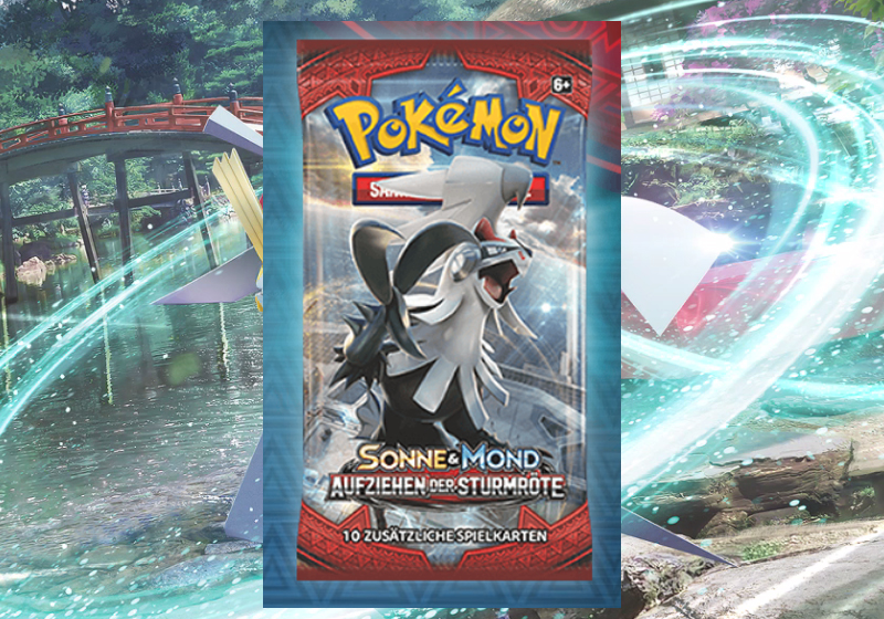 Tradingcards Pokémon Sun & Moon 4