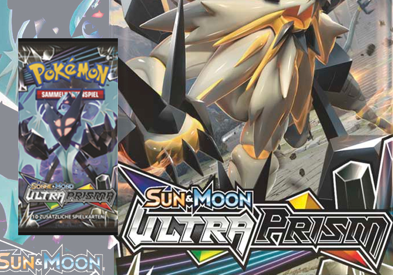 Out of stock: Tradingcards Pokémon Sun & Moon 5