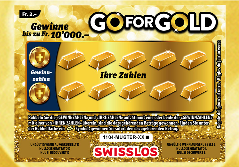 Los Go for Gold
