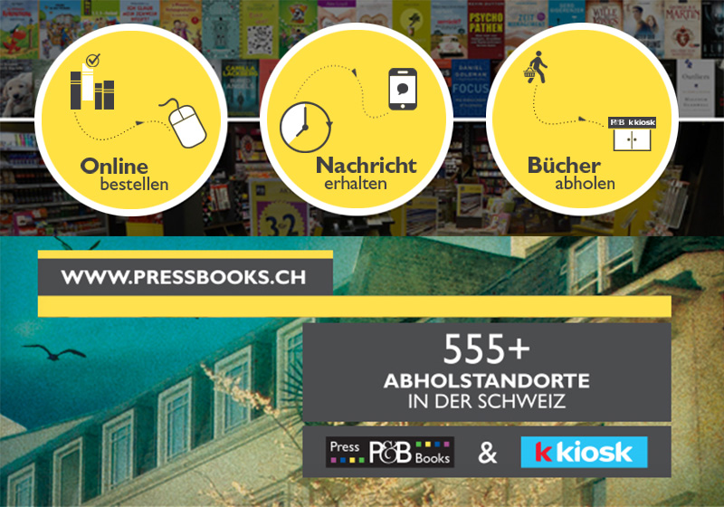"Click&Pick ""Press & Books""-Bücher"