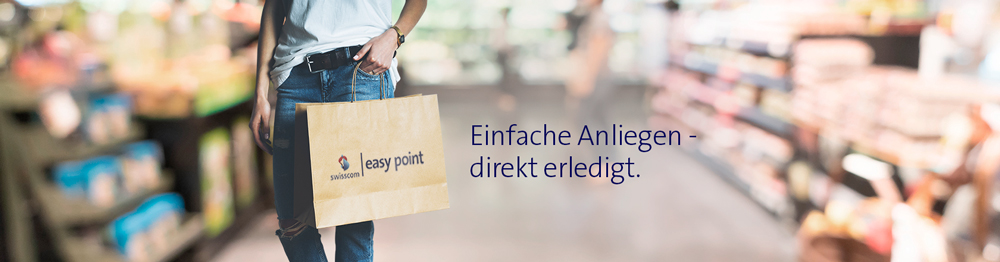 Swisscom easy point