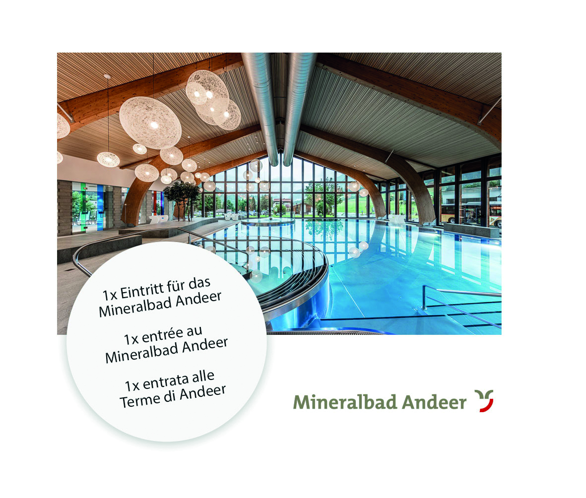 Mineralbad Andeer